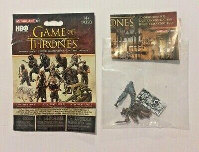 McFarlane Game of Thrones Series 1 #12 Undead Wight Collectible Figure Blind Bag
