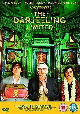 The Darjeeling Limited [DVD] [2007], , Used; Very Good DVD