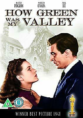 How Green Was My Valley [DVD] [1941], , Used; Very Good DVD