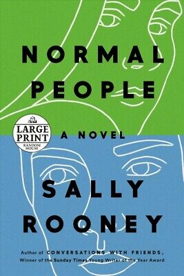 Normal People, Paperback by Rooney, Sally, ISBN-13 9780593168202 Free shippin...