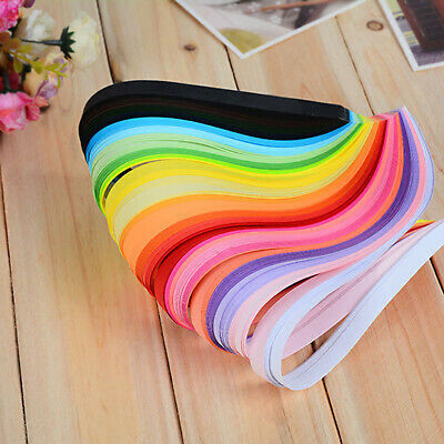 3-10mm Origami Art Strips Quilling Paper Art Quilling Craft Paper 260 Stripes AU