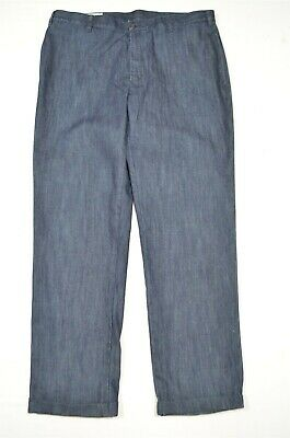 8ca20859 ORVIS MENS AMERICAN Denim USA made jeans Muddy Wash - 40 x34 ...