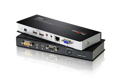 ATEN USB VGA KVM Console Extender with Deskew, Audio & RS232 - 1920x1200