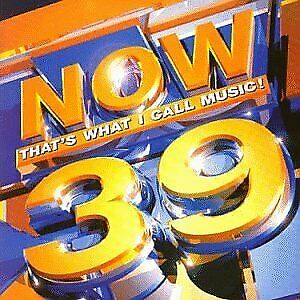 Now Thats What I Call Music! 39, Various Artists, Used; Good CD