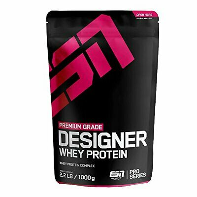 ESN Designer Whey Protein,(1 kg Strawberry Milk Shake)