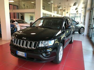 JEEP Compass 2.2 CRD Limited 4WD