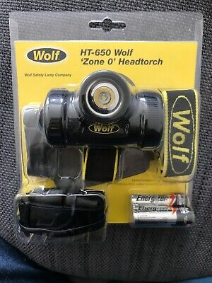 WOLF HT-650 Zone O Headtorch - HY 87821
