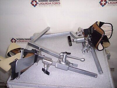 AMSCO Surgical Table Traction Unit with Boot - Pair