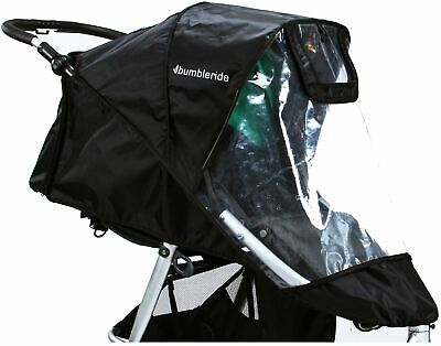 Bumbleride INDIE SPEED STROLLER RAIN COVER Buggy Baby Waterproof Accessory BN