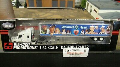 WAL-MART TRUCK BUILDING Play Set by Kid Connection / Mega