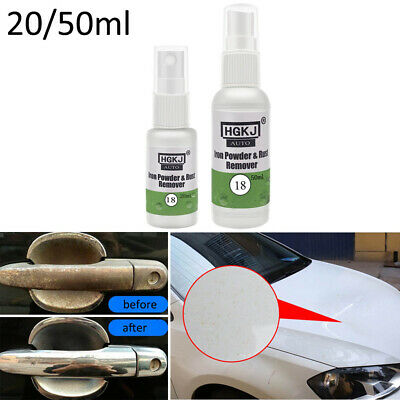 New Chrome Agent Wheel Iron Powder Cleaning Car Maintenance Paint Rust Remover