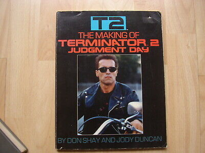 T2 The making of terminator 2 judgment day book shay duncan liverpool 9 area