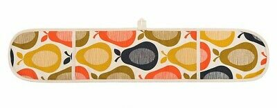 Orla Kiely Double Oven Glove - Pear - Brand New -