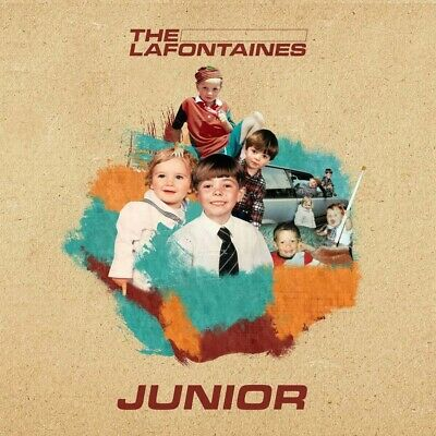 The Lafontaines Junior CD New Pre Order 14/06/19