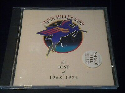 Steve Miller Band - The Best Of 1968-1973 - CD Album - 1990 - 19 Tracks