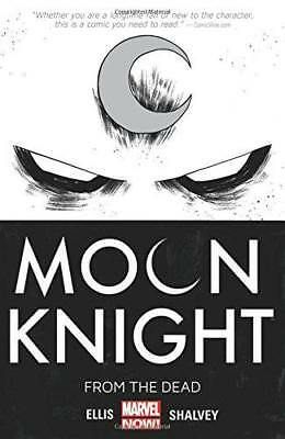 Moon Knight Volume 1: From the Dead (Moon Knight (Numbered)) by Declan Shalvey,