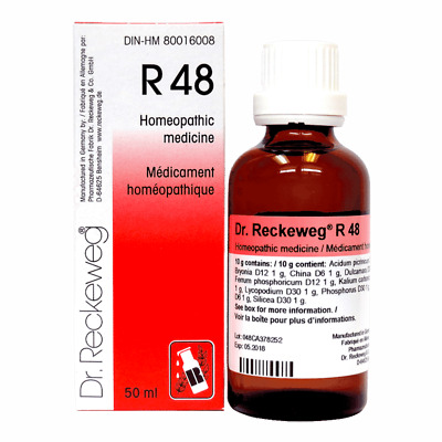 Dr. Reckeweg R48- Gocce 22ml-Medicinale omeopatico