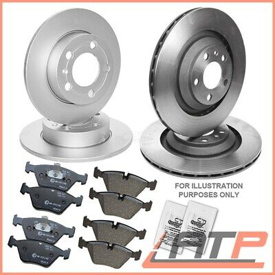 Rear Solid Brake Discs Audi Coupe 2.0 16V Coupe 92-137HP 245mm