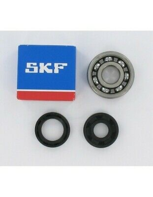 Kit roulements moteur 6303 C4 SKF Spi nitrile AM6