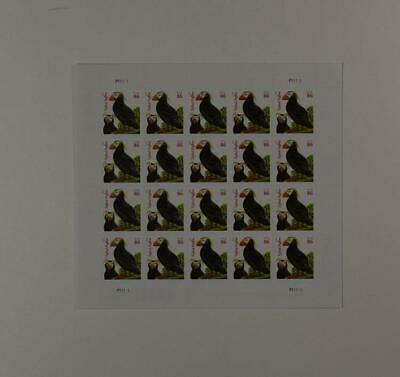 Us Scott 4737 Pane Of 20 Tufted Puffins Stamps Forever Mnh