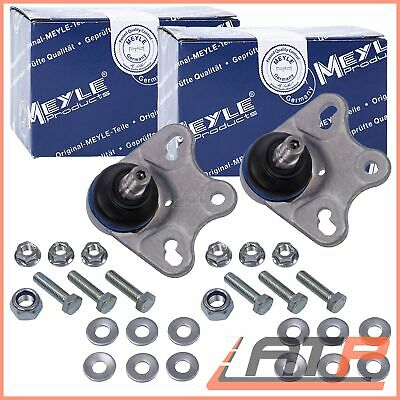 2 x FOR MERCEDES-BENZ A-CLASS W168 97-2004 LOWER BALL JOINT PAIR LEFT AND RIGHT