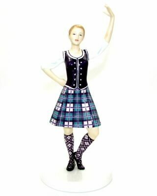 Scottish Highland Fling Royal Doulton Dances Of The World Figurine HN5572