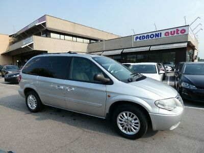 CHRYSLER Grand Voyager 2.8 CRD cat LX Auto 7p. Diesel