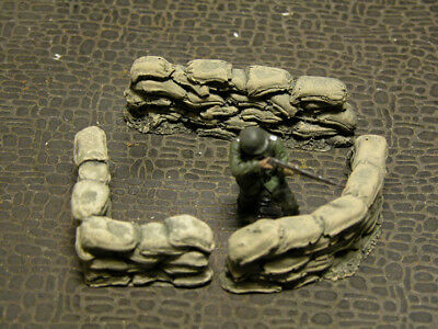"""/""""RETIRED/"""" Build-a-Rama Deluxe Custom Built 1:32 Large Resin Rock Formation #1"""