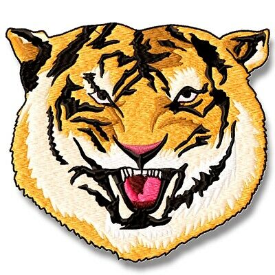 TIGERS 10 MACHINE EMBROIDERY DESIGNS CD or USB
