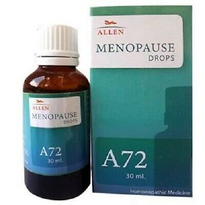 Allen A72 Menopause Drops 30 ml Free Ship