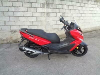 NEW Kymco X-Town 300i ROSSO - 2018