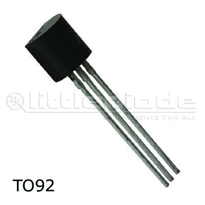 2SK365 Transistor N Channel MOSFET - CASE: TO92 MAKE: Toshiba