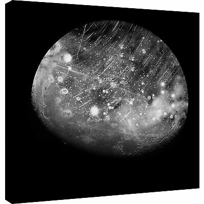 """PTM Images 9-101229 N/A PTM Canvas Collection 12"""" x 12"""" - """"Abstract Moon Phase"""
