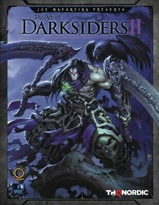 Art of Darksiders II, Hardcover by THQ Nordic (COR), ISBN-13 9781772940961 Fr...