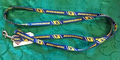"""NCAA Dog Leashes - 6 Ft - Lots of college available - 1/2"""" wide webbing"""