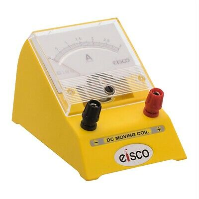 Eisco 0-3A Single Range Moving Coil Ammeter