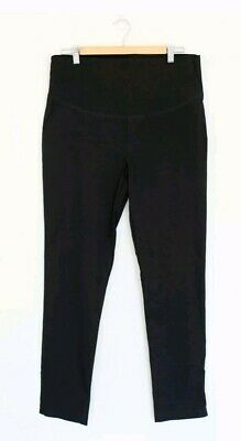 Womens size small S RIPE MATERNITY PANTS black great condition pregnancy bottoms