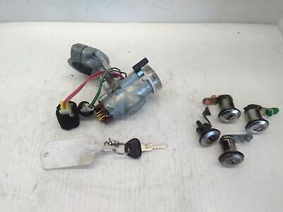 Nissan Patrol 1995 Y60 Ignition Barrel And Door Locks With Key