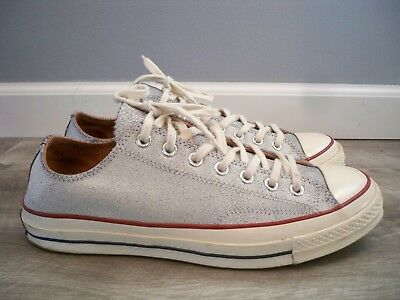 CONVERSE Chucks Players Name Kicks Low Top Shoes Sneakers Men's Kicks Size 10