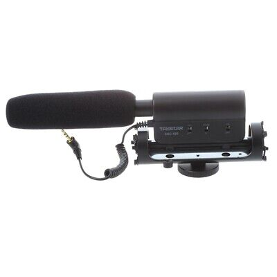 2X(TAKSTAR SGC-598 Condenser Photography Interview Recording miniphone for Ni 1G