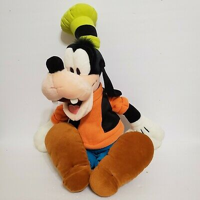 Goofy Plush Extra Large Stuffed Animal Walt Disney World Disneyland Parks 24""