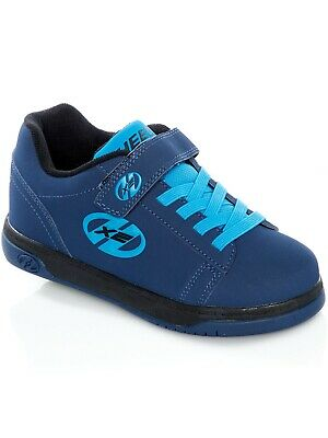 Heelys Navy-New Blue Dual Up Kids Two Wheel Shoe