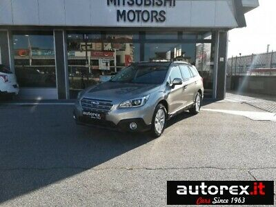 SUBARU OUTBACK 2.0d Lineartronic Style