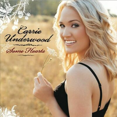 Some Hearts - Cd Used - Underwood, Carrie - Country Music Used UD021722