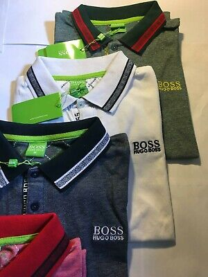 903c047e7 HUGO BOSS Paddy Pro Polo T-Shirt Short Sleeve - Father's Day Special SALE!