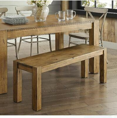 FARMHOUSE DINING ROOM Table Set Rustic Wood Kitchen Tables ...