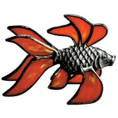 Lead Free Fish Casting - Stained Glass Supplies