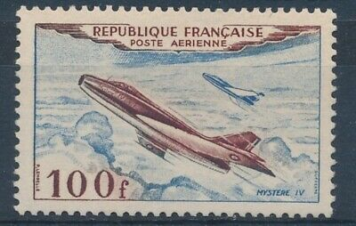 CL - TIMBRE DE FRANCE POSTE AERIENNE N° 30 Neuf Luxe**