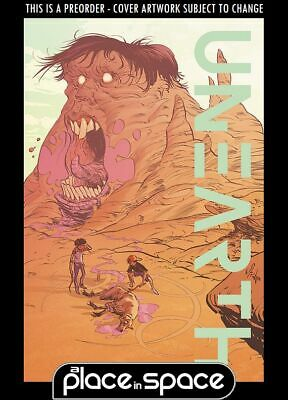 (Wk28) Unearth #1B - Variant - Preorder 10Th Jul