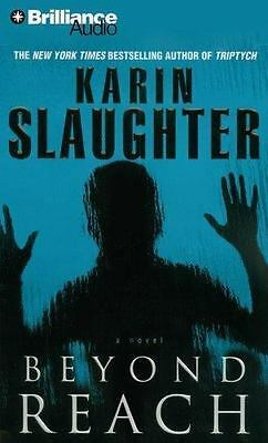 Grant County: Beyond Reach 6 by Karin Slaughter (2007, CD, Abridged)